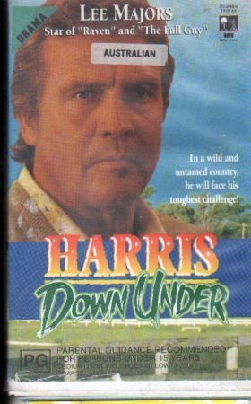 Danger Down Under (aka Harris Down Under) (1988)