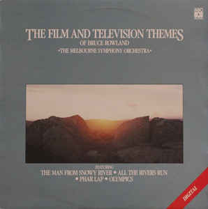 Film Television Themes Of Bruce Rowland Performed By The Melbourne Symphony